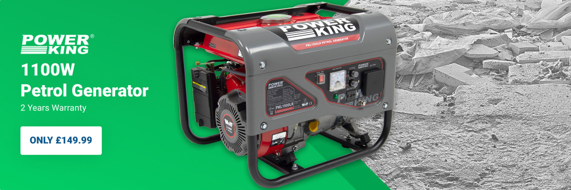 Power King PKL1500LR Generator