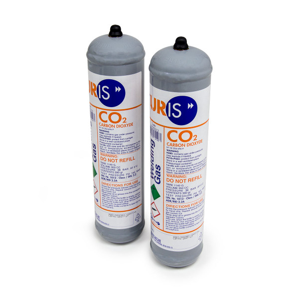 CO2 Welding Gas Cylinders - Pack of 2