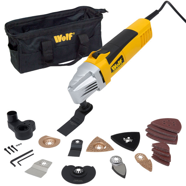Wolf Combo Tool PLUS and Accessories