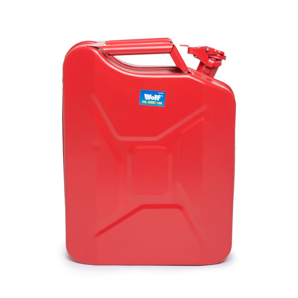 Wolf Large 20 Litre Steel Jerry Can