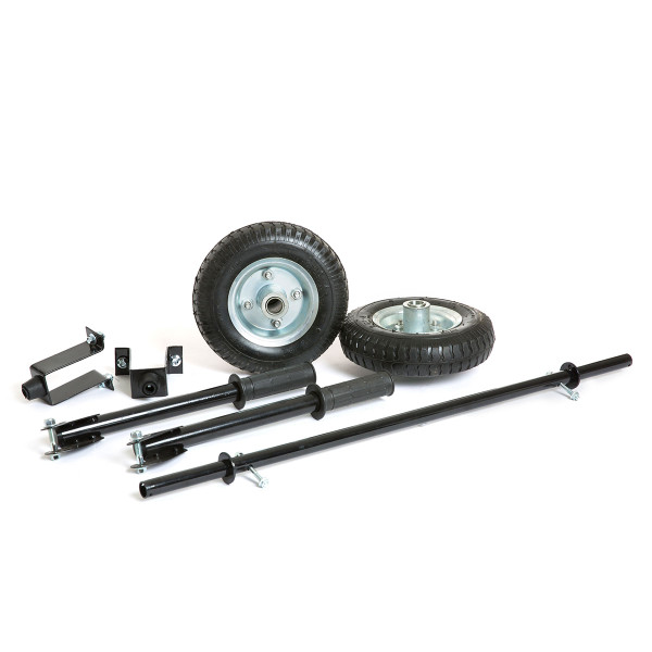 "Wolf 10"" Wheel and Handle Kit for WP5000P Generator"