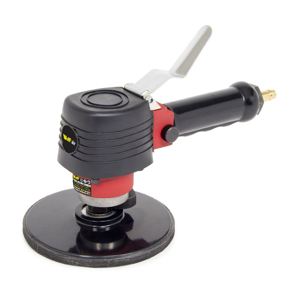 "Wolf 6"" Dual Action Air Sander"