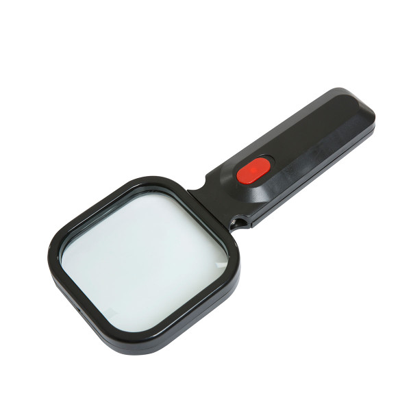 Magnifying Glass with LED's and Flexi Head