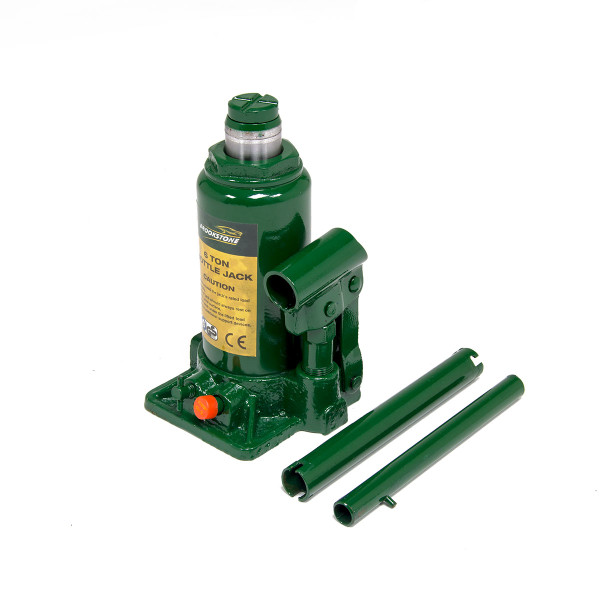 CLEARANCE 6 TONNE Hydraulic Steel Bottle Jack