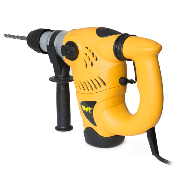 Wolf 6Kg SDS Rotary Impact Hammer Drill