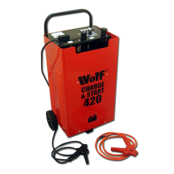 Wolf Charge & Start 420 Battery Charger