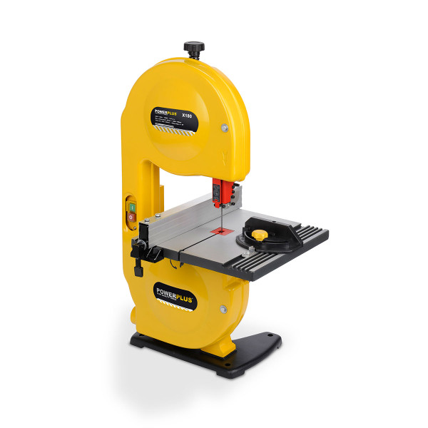Powerplus 350w, 2 Wheel 1425mm Band Saw POWX180
