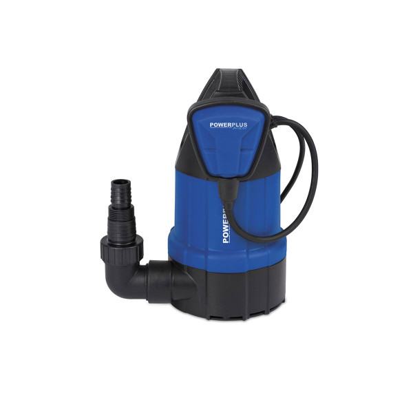 Powerplus 250w Submersible Clean Water Pump POW67902