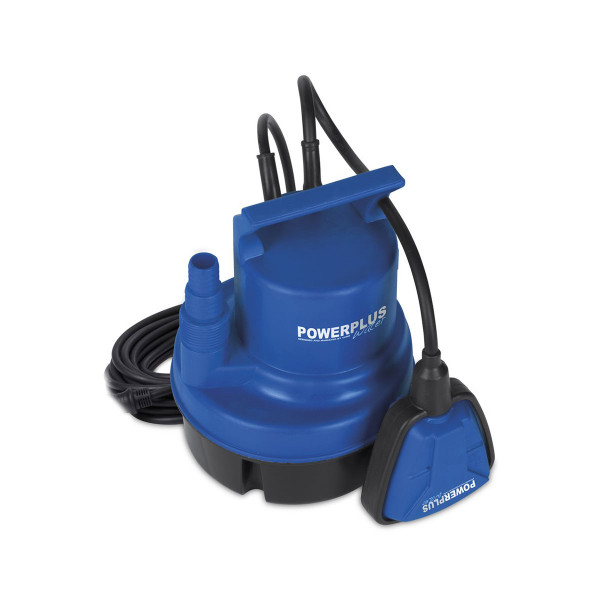 Powerplus 200w Submersible Clean Water Pump POW67900