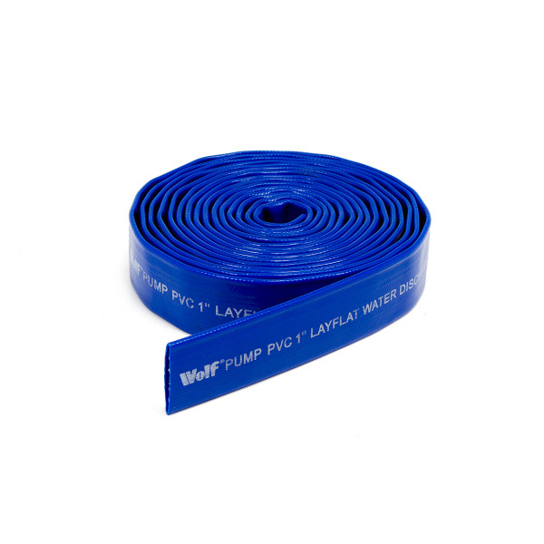 "Wolf 1"" Delivery Water Hose - 5 Metres"