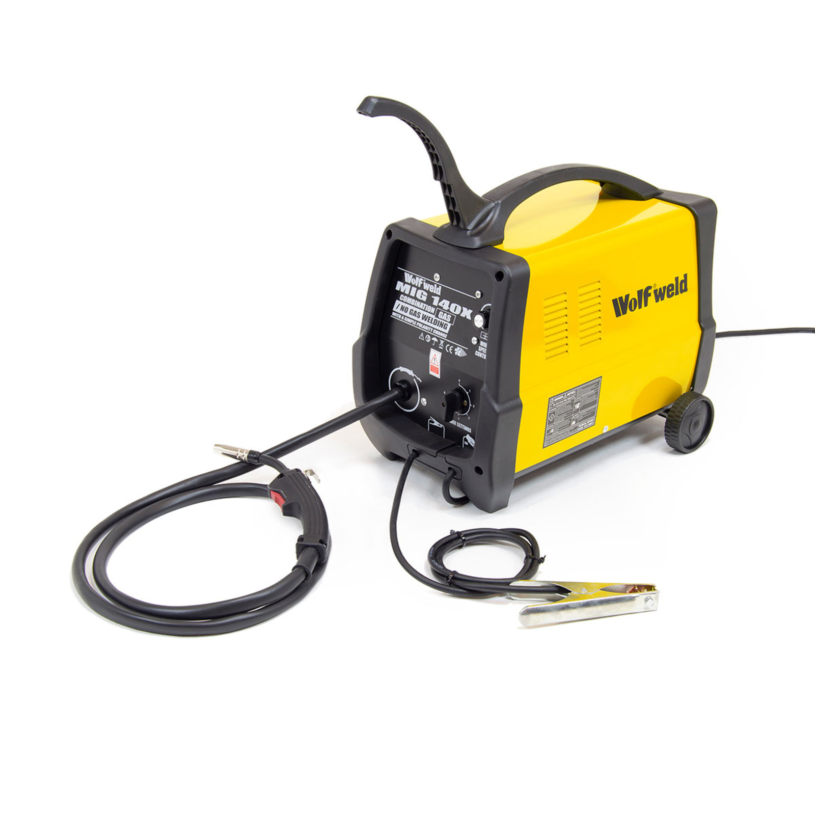 Wolf Combination Gas No Mig 140 Welder Kit Tools To Go Wiring Diagram For Oven Click On The Image Enlarge