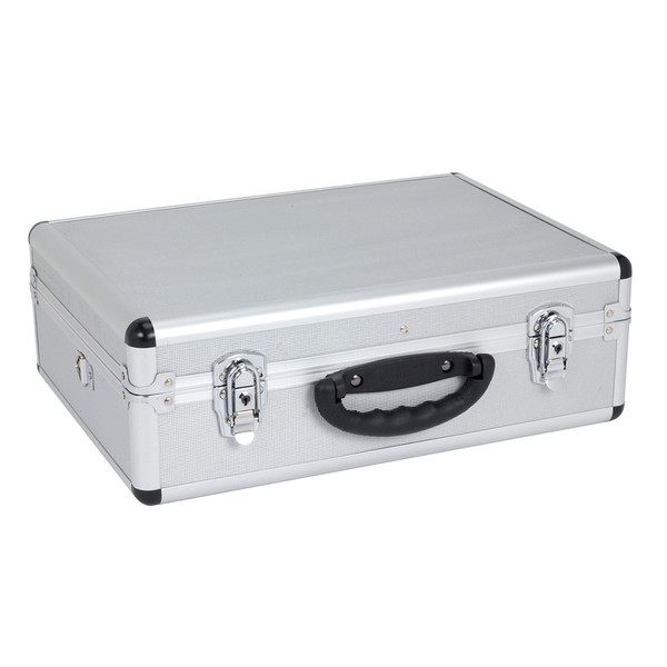 Varo Compartmentalised Silver Storage Case PRM10102