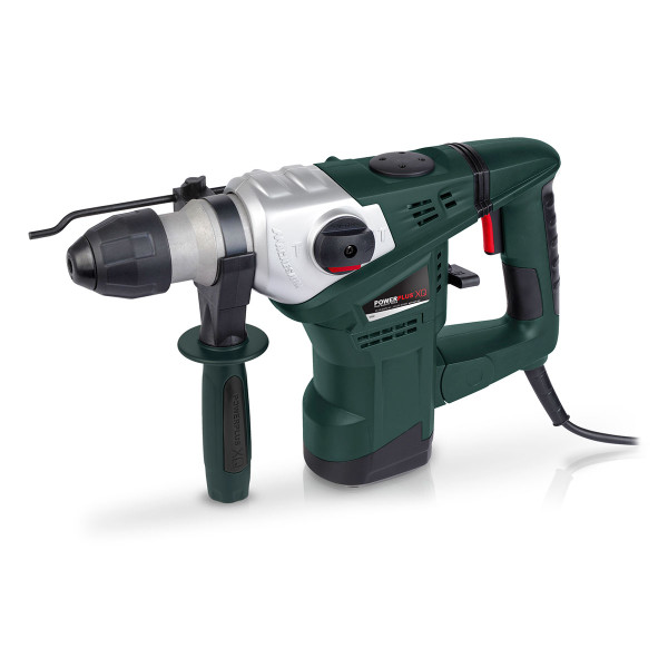 Powerplus 1500w Demolition Hammer SDS Drill POWXQ5223
