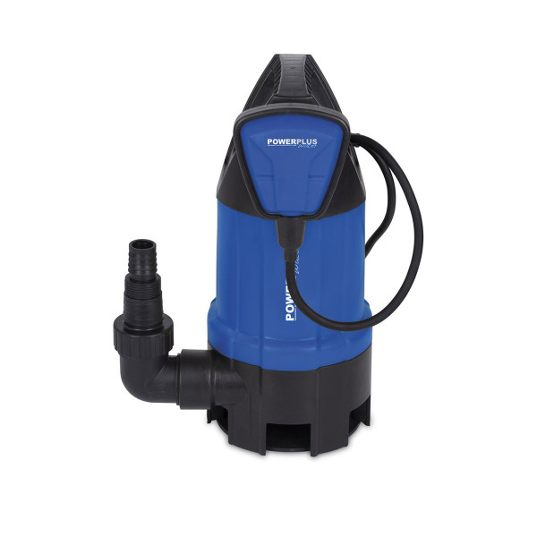 Powerplus 750w Automatic Submersible Dirty Water Pump POW67906