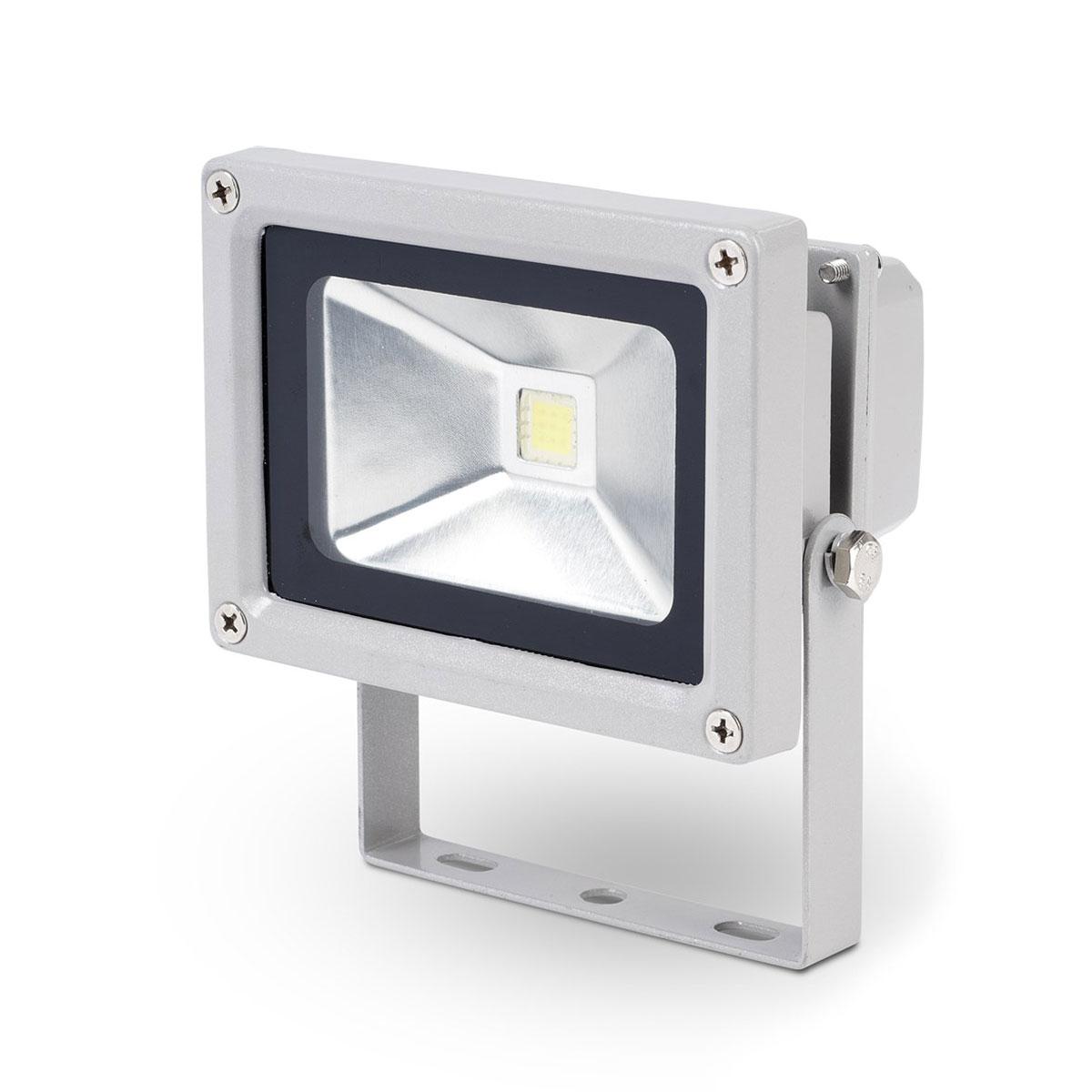 Powerplus 10W LED Weatherproof Floodlight POWLI20110