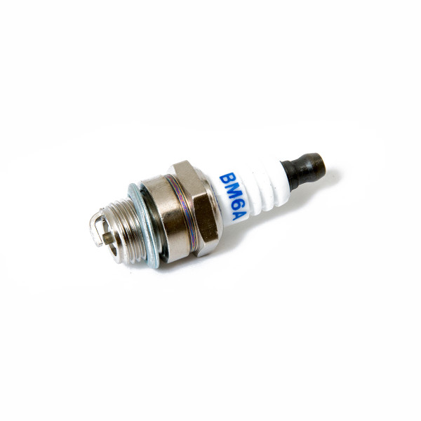 Spare Spark Plug BM6A for Wolf and Powerplus Engines