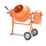 Wolf 50L Mini Mix Concrete Mixer | Concrete Mixer