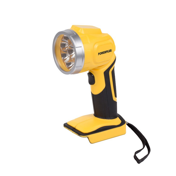 Powerplus Cordless 18v Li-ion 9 LED Torch POWX0090LI