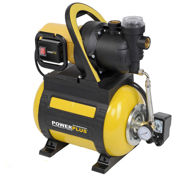 Powerplus 800w Clean Water Pressure Pump POWXG9451