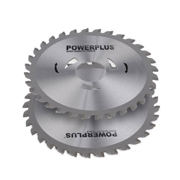 Powerplus 125mm 32T Dual Saw POWX0680A