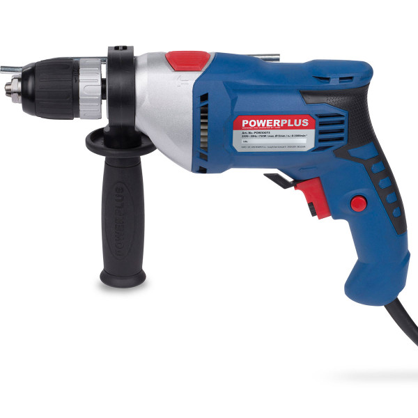 Powerplus 750 Watt Impact Drill POW30075