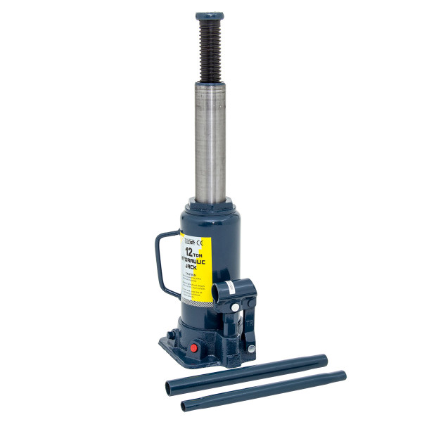 Wolf 12 TONNE Bottle Jack