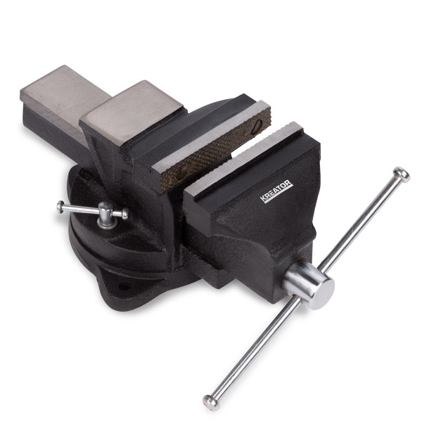 Kreator 125mm 360º Swivel Bench Top Vice KRT554002