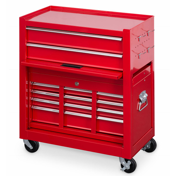 Kreator Large 8 Drawer Workshop Tool Chest & Cabinet KRT653002