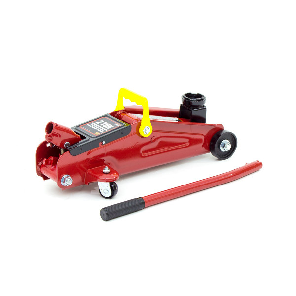 Wolf 2 TONNE Trolley Jack & Axle Stand - Combination Kit 2