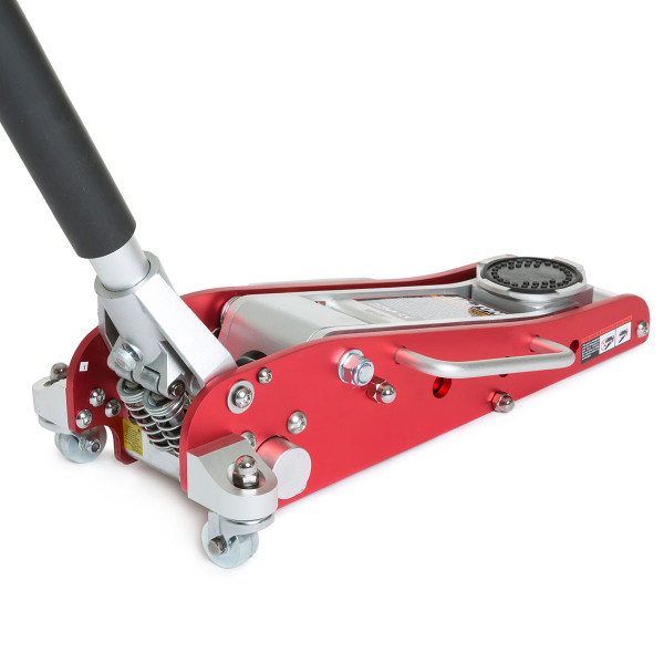 Wolf 1.5 TONNE Aluminium Racing Jack with Fast Rising Dual Pistons