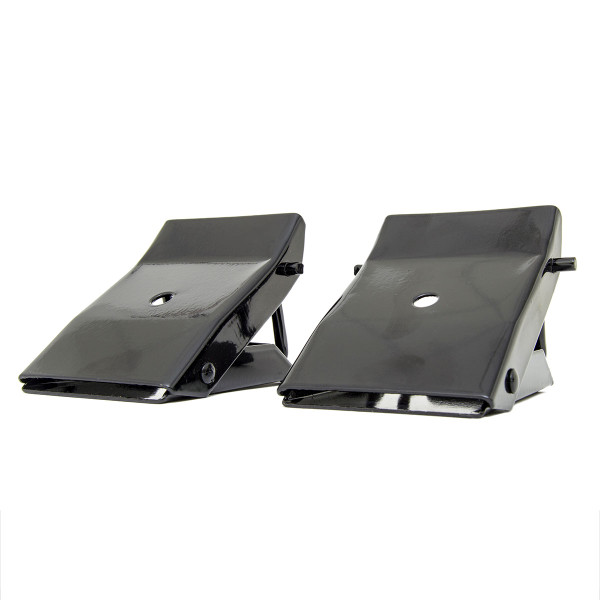 Wolf Folding Wheel Chocks - Pair