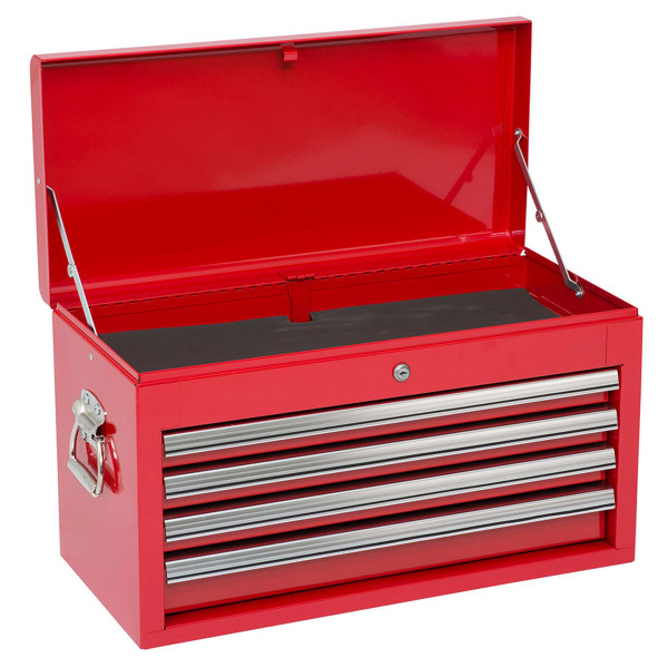 Wolf Heavy Duty 4 Drawer Tool Chest