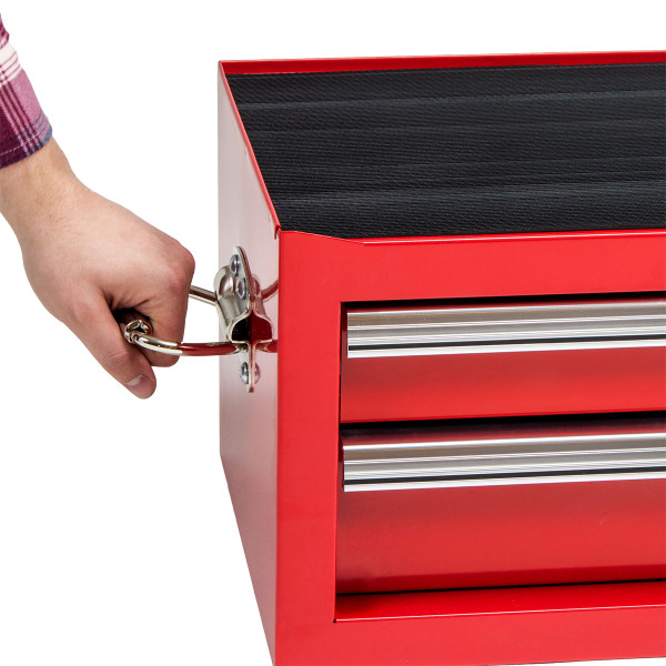 Wolf 2 Drawer Step Up Chest