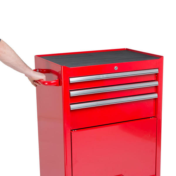 Wolf 3 Drawer & Roller Cabinet Unit