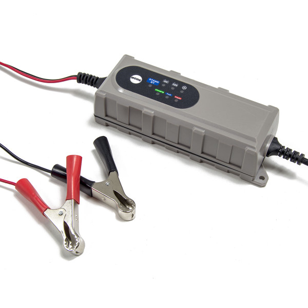 WOLF - 6v /12v Intelligent Battery Charger with Winterising facility