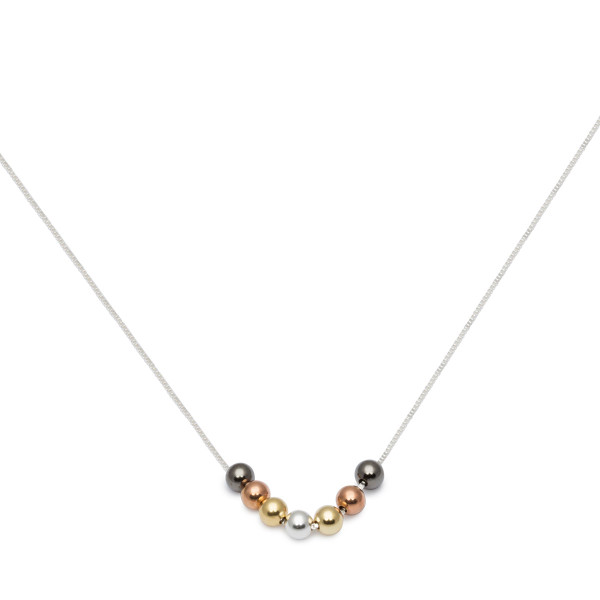 Persona Precious Colour Bead Necklace