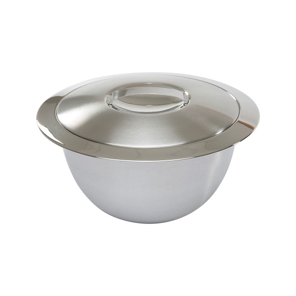 2 Litre Stainless Steel Thermal Bowl with Lid