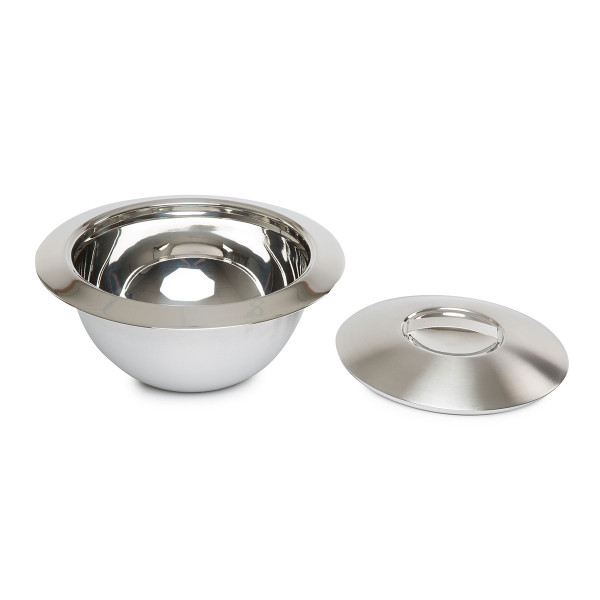 3 Litre Stainless Steel Thermal Bowl with Lid