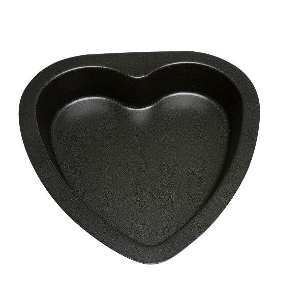Heart Shaped Baking Mould with 16 piece Set