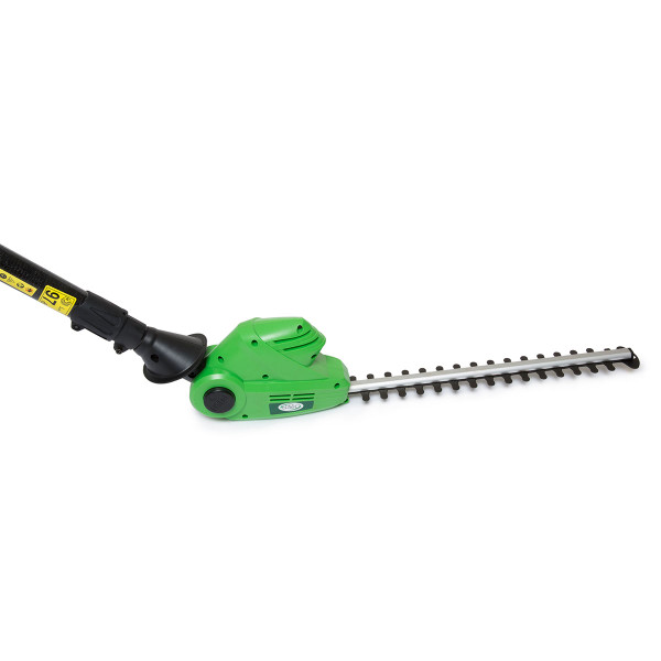 BMC Electric Telescopic Hedge Trimmer with Rotating Head