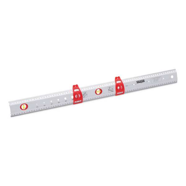 Kreator 750mm Aluminium Level Ruler KRT703750