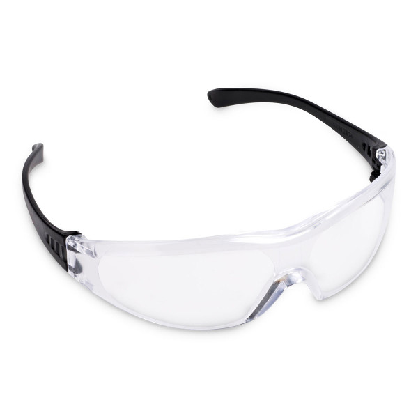 Kreator Clear Wide Vision Safety Glasses KRTS30007