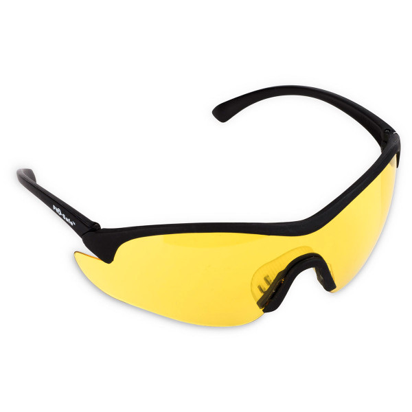 Kreator Yellow Tinted Safety Glasses KRTS30008