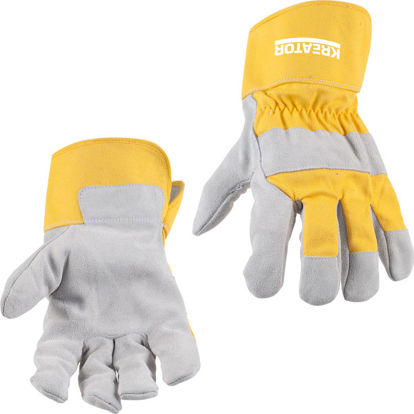 Kreator Heavy Duty Construction Gloves - Size 11 - KRTW009XXL