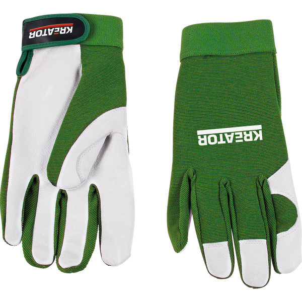 Kreator Heavy Duty Gardening Gloves - Size 10 KRTG004XL