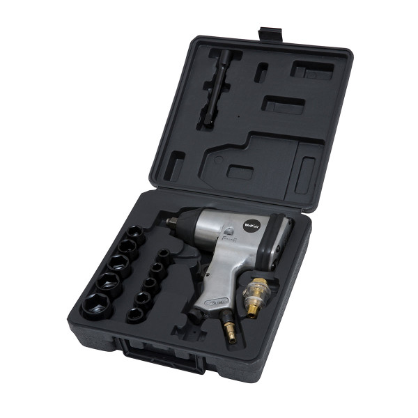 Wolf 6pc Air Tool Set