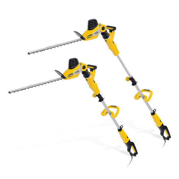 Powerplus 750w Telescopic Hedge Trimmer POWXG2042