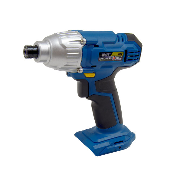 Wolf Professional 20v Impact Driver Body Only