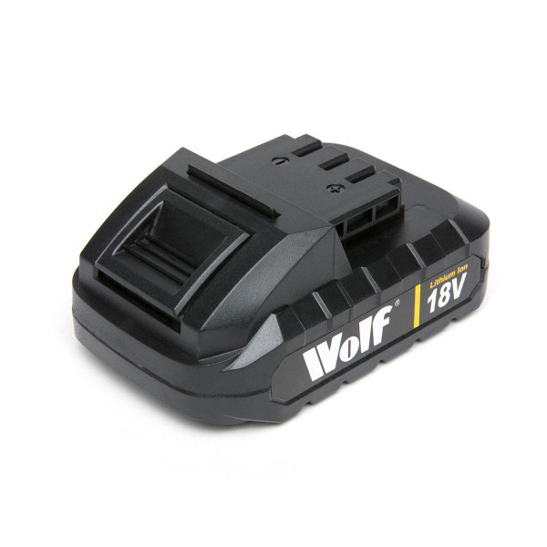 Wolf Combi Impact Drill - 18v Lithium Ion Battery