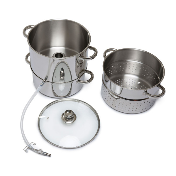 Stainless Steel Juicer 9 Litre